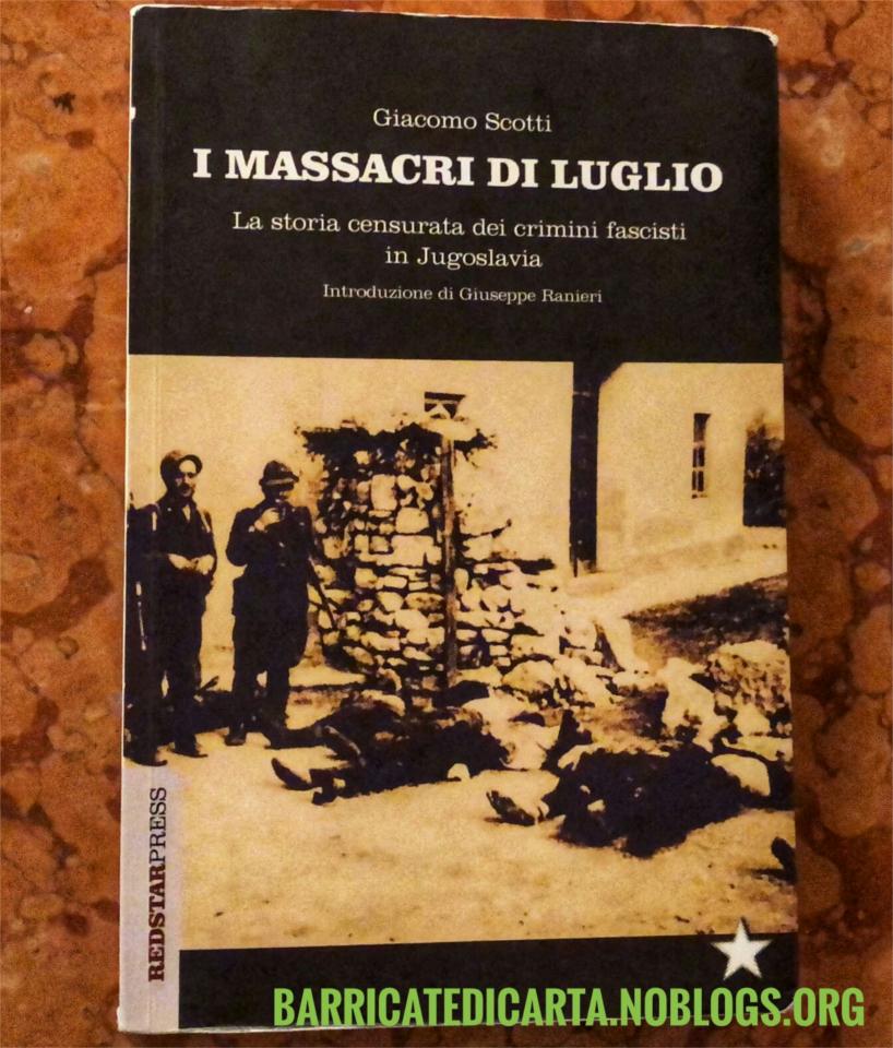 """Qualche considerazione su: """"I massacri di Luglio"""""""