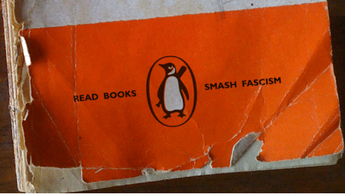 Read books, smash fascism