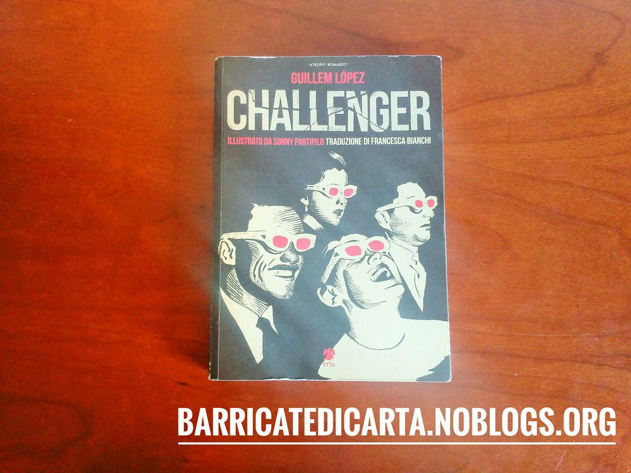 Challenger, una recensione