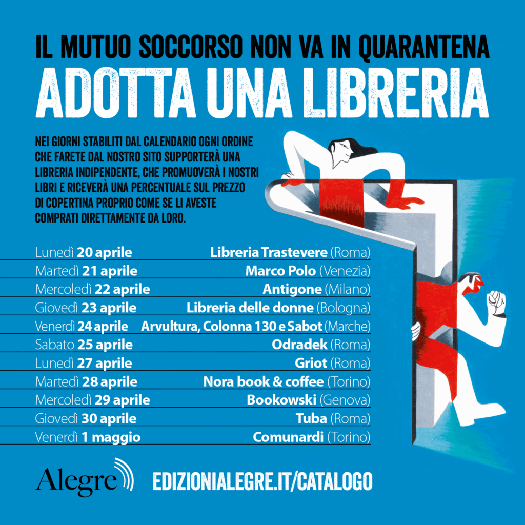 Alegre Edizioni adotta Barricate: i nostri consigli di lettura