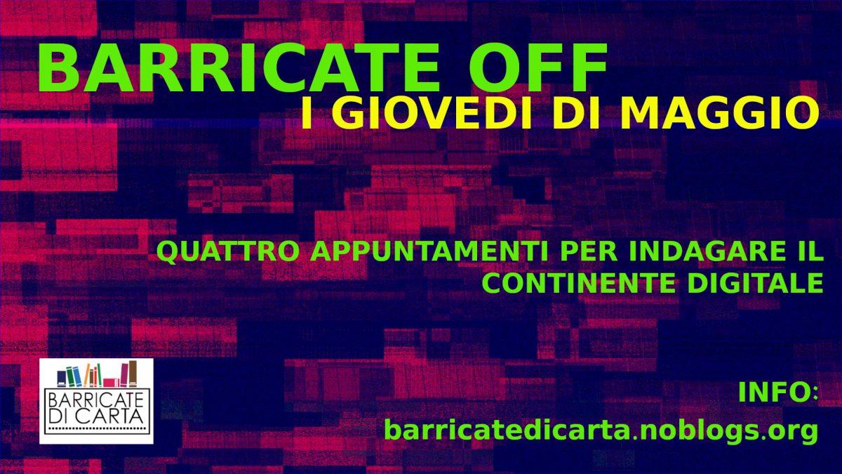Barricate OFF