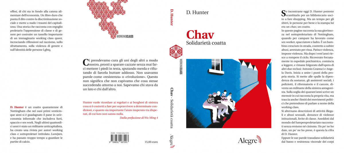 Chav, Alegre Edizioni